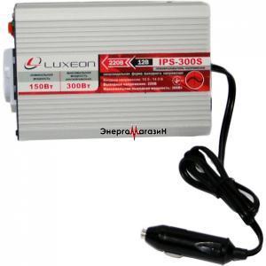 Luxeon IPS-300S Инвертор 12 220 (с чистой синусоидой)