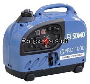 Инверторный генератор SDMO Inverter pro 1000