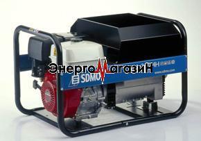 Сварочный генератор SDMO VX 200/4H
