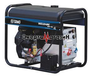 Сварочный генератор SDMO Weldarc 200 E XL C