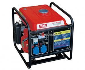Генератор бензиновый инверторного типа БГЕ-3000іС