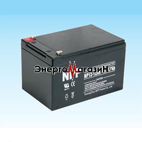 Аккумуляторная батарея ATABA 12V17AH