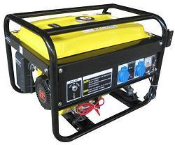 генератор хонда бензиновый принципиальная эл.схема